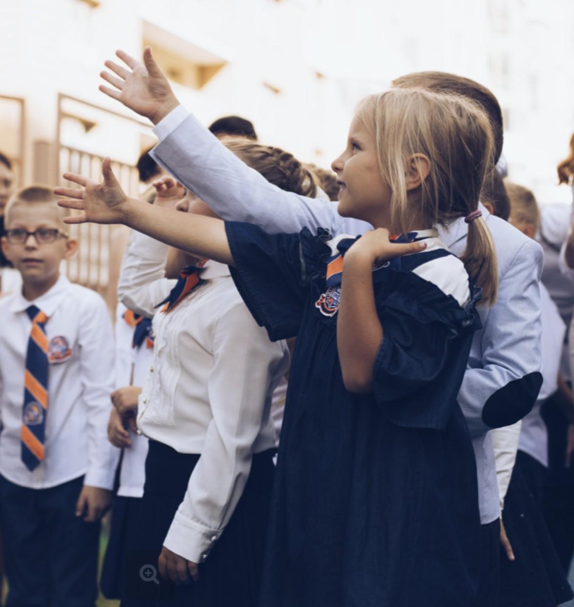 ЖизньвшколеONE ученики